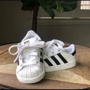 Adidas Superstar Shoes Infant/Toddler